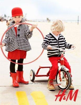 стильное - пальто для модниц от Тм H&M