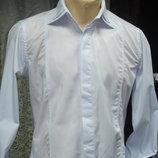 Рубашка белая приталенная Ferrеro Gizzi