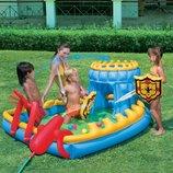 Детский надувной игровой центр Осада замка 52169 BESTWAY