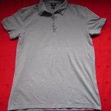 Фирменная мужская футболка поло