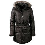 Пальто черное стеганое ESMARA Германия 46-48