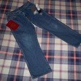 Фірмові чоловічі джинси Wrangler, W34 L 30р., Турція.