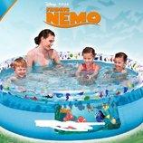 Бассейн наливной семейный Немо 195 х 51 см. 91029