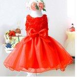 В наличии новое Платье Бабочка р.110-130