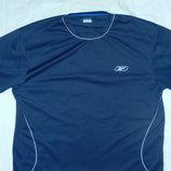 Спортивная футболка на крупного мужчину UK 2XL 128 см в груди