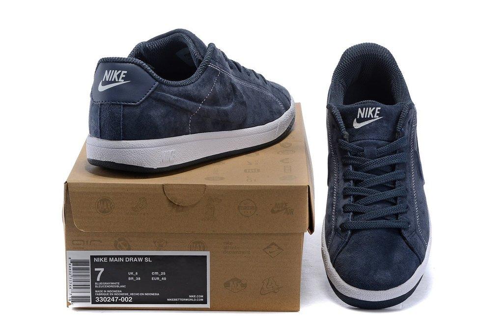nariz Macadán Bañera  Кроссовки Nike Main Draw SL - синие: 1150 грн - кроссовки nike в ...