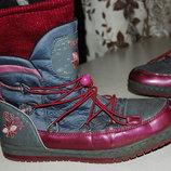 деми ботинки geox 39 р