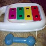 Ксилофон Развивающая игрушка