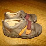 Кожаные демисезонные ботинки Elefanten р.20 12,5 см по стельке