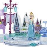 Disney Frozen Elsa's Ice Skating Rink набор с куклой оригинал. Фрозен эльза