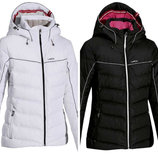 Женская горнолыжная пуховая куртка SLIDE 500 WARM WED'ZE