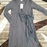 платье миди Италия графит Twin Set
