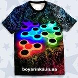 Самые модные 3D футболки