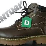 Зимние ботинки мужские 40р фирмы Century Германия