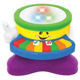 Kiddieland Киддиленд развивающая игрушка Веселый оркестр свет, звук