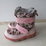 Термо ботинки, сапожки Cougar, стелька 17 см