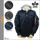 Куртка мужская MA-1 D-tec Alpha industries