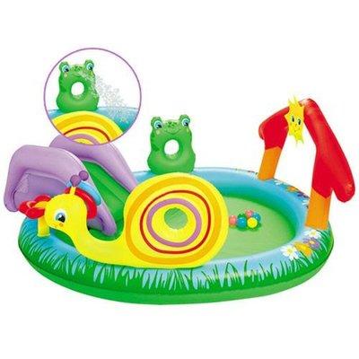 Игровой центр детский, надувной. 53055