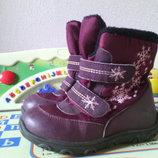 термо ботинки Centro р.29-18,5см.по стельке