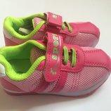 Кроссовки розовые спорт для девочки цену снижено