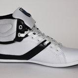 Кожаные кроссовки трансформеры Restime, оригинал 41-45 размеры