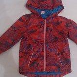 Marvel Куртка - ветровка Spiderman на 3-4 года