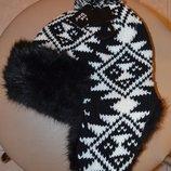 Стильная зимняя шапка Тм Primark