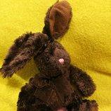 Зайка.зайчик.заяц.заєць.мягкая игрушка.Мягка іграшка.Мягкие игрушки.Russ Berrie