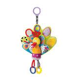Taf Toys Таф тойз развивающая игрушка - подвеска погремушка Павлин, утка
