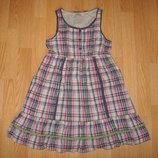 Платье Marks&Spencer на 10 лет