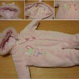 Baby Демисезонный комбинезон 0-3 мес