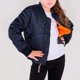 Куртка женская MA-1 W flight jacket Alpha Industries