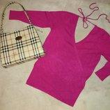 Короткий яркий свитерок с вырезом, рр.S от Inwear