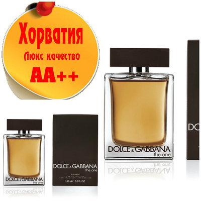Dolce&Gabbana The One men Люкс качество Аа Хорватия Качественные копии