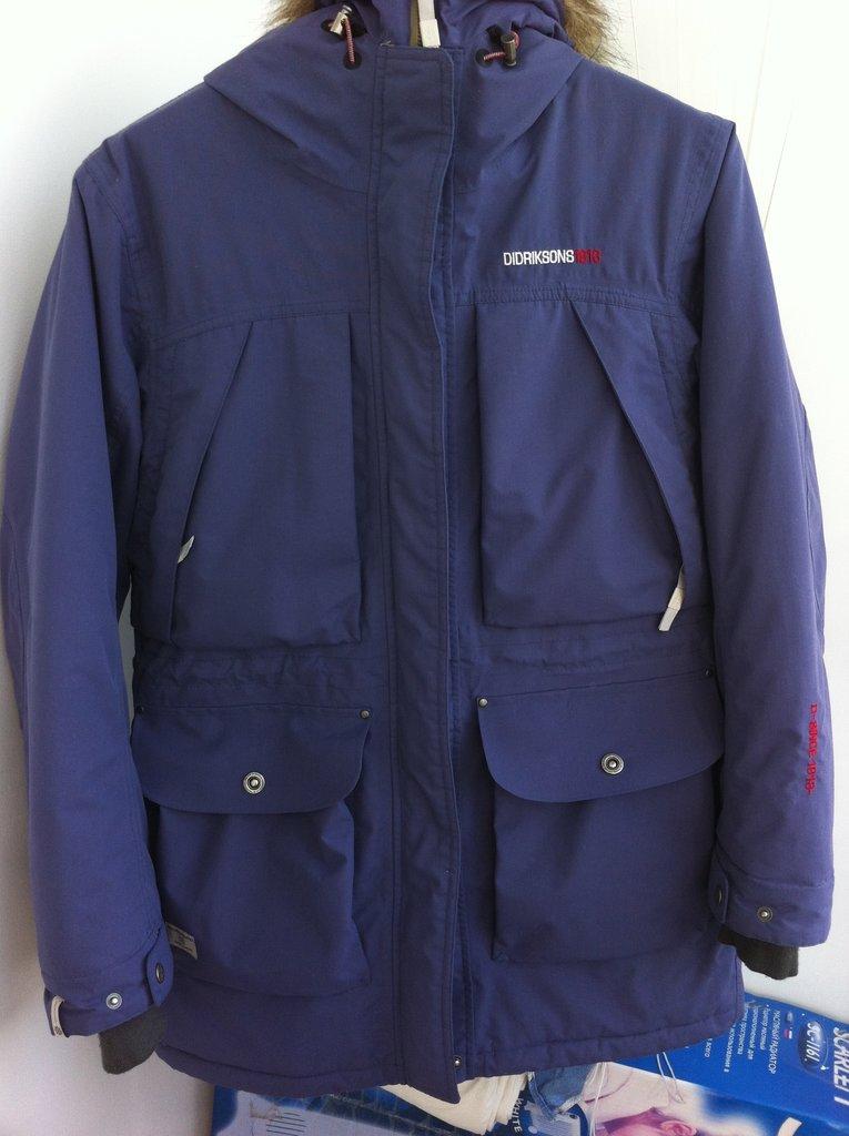 Куртки швеция didriksons