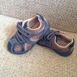 Туфли кроссовки Clark's 20,5 размер стелька 13 см
