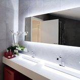 Влагостойкое зеркала с Led подсветкой в ванную комнату большой выбор, различные размеры