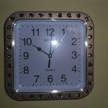 Низкая цена Часы настенные кварцевые 22 22см