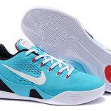 Кроссовки Nike Zoom Kobe 9 - голубые