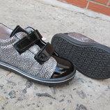 Новые фирменные кожаные кроссовки Ricosta. Оригинал. разм.22