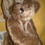Коллекционный фирменный мишка,медведь Dan Dee