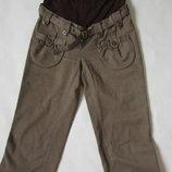 Бриджи для беременных, капри, штаны, брюки.