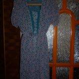 продам летнее платье сарафан на разм 46-48 или L-XL, лёгкое в отличном состоянии, пересылаю