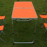 Столы складные туристические,набор туристической мебели Welfull