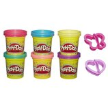 Набор Play-Doh Sparkle Compound Collection