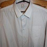 Мужская рубашка Slim Fit р. Хl