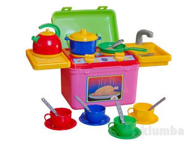 Игрушка кухня Галинка 8 Технок арт.2377