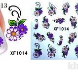 Разные дизайны наклейки Слайдер для ногтей, много дизайн, водные, акрил, гель, гель-лак,лак