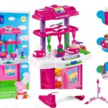Кухня детская. Кухня Peppa Pig XZ-368