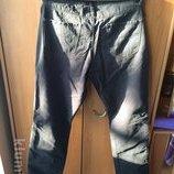 Новые коттоновые джинсы размер 34